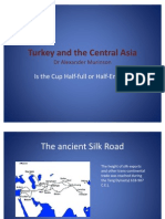 Turkey and the Central Asia