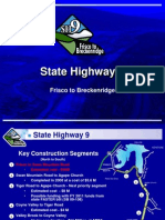 SH 9 - Frisco to Breckenridge