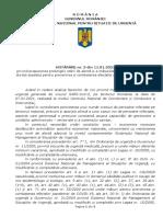 Guvernul Romaniei Prelungire Stare Alerta Februarie 2021