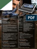 "Smartphone ""Nokia E7"" Datasheet"