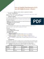 311876827-Sentence-Pattern-in-English