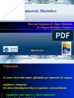 Biominerais Phoster