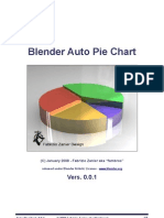 Pie chart blender