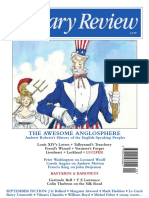 Literary Review (2006-09)