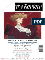 Literary Review (2007-02)