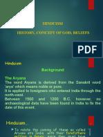 Hinduism Background