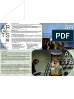 ARTS Lab Brochure Spring 2011
