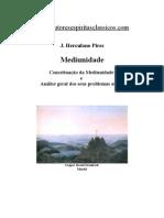 13 -  Herculano Pires - Mediunidade