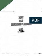 2007 USC Defense