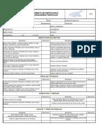 FSI001_FORMATO DE INSPECCION CARGADORES