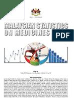 Malaysian Statistics on Medicines 2007_291010