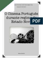 O Cinema Português durante o Estado Novo