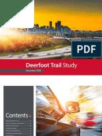 Deerfoot Trail Final Report