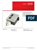 Реле давления Данфос РТ. Техническое описание.pdf