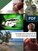 Estrategia Para El Desarrollo Del Turismo Sostenible en Panamá