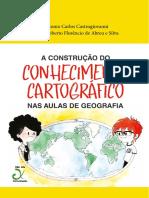 CONHECIMENTO CARTOGRÁFICO E-BOOK