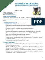 Curriculum_vitae CLIFFPRD Bibandia