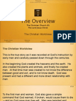 Ω 1. The Overview-Public Draft