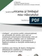 Comunicarea și limbajul nou-născutului