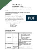 Exemplo de Uso de AJAX