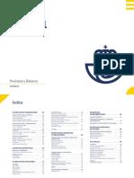 Correos Tarifas 2021 Peninsula y Baleares