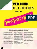 Billhooks Painting Guide