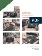 Curbing FHV Stockpiling in Manhattan Core