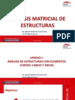 UNIDAD I _AMATRICIAL DE ESTRUCTURAS_CABLES