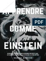 APPRENDRE COMME EINSTEIN - Mercier Robert