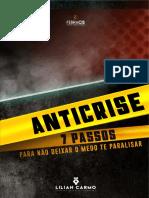 Anticrise 7 Passos