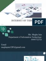 unit1 IOT-Introduction
