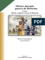 México  durante la Guerra de Reforma