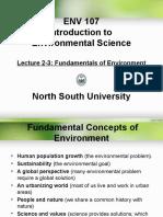 2. ENV 107 Lecture 2-3