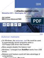 ShmooCon2011-USB_Autorun_attacks_against_Linux