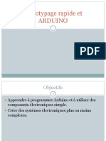 Chapitre 4 -ARDUINO