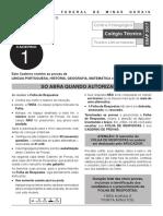 COLTEC Caderno 1 2017