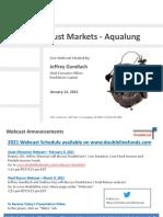 Gundlach Presentaiton - Just Markets 1-12-2021