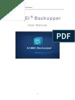 backupper UserManual