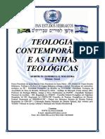 teologia contemporanea e as linhas teologicas