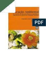 Livro - Educação ambiental