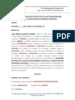 Solicitud de Cesacion y Liquidacion de Sociedad Conyugal.docx