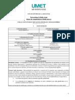 Guía de Estudio Tema VI Asignaciones direcciones IP
