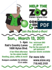 Staten Island Zoo Bowl-a-Thon Fundraiser