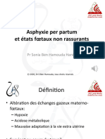 Asphyxie Per Partum