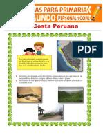 La Costa Peruana Para Segundo Grado de Primaria Compressed