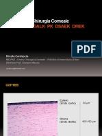 Chirurgia corneale.pptx