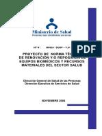 Proyecto NT Renovación Reposición Equipos Biomédicos.pdf