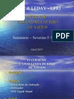 Interação Casco - Linha de Eixo de Navios (Neto)