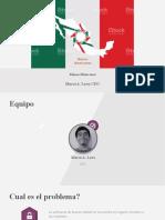 Proyecto Manos Mexicanas