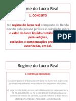 REGIME  LUCRO  REAL.pptx
